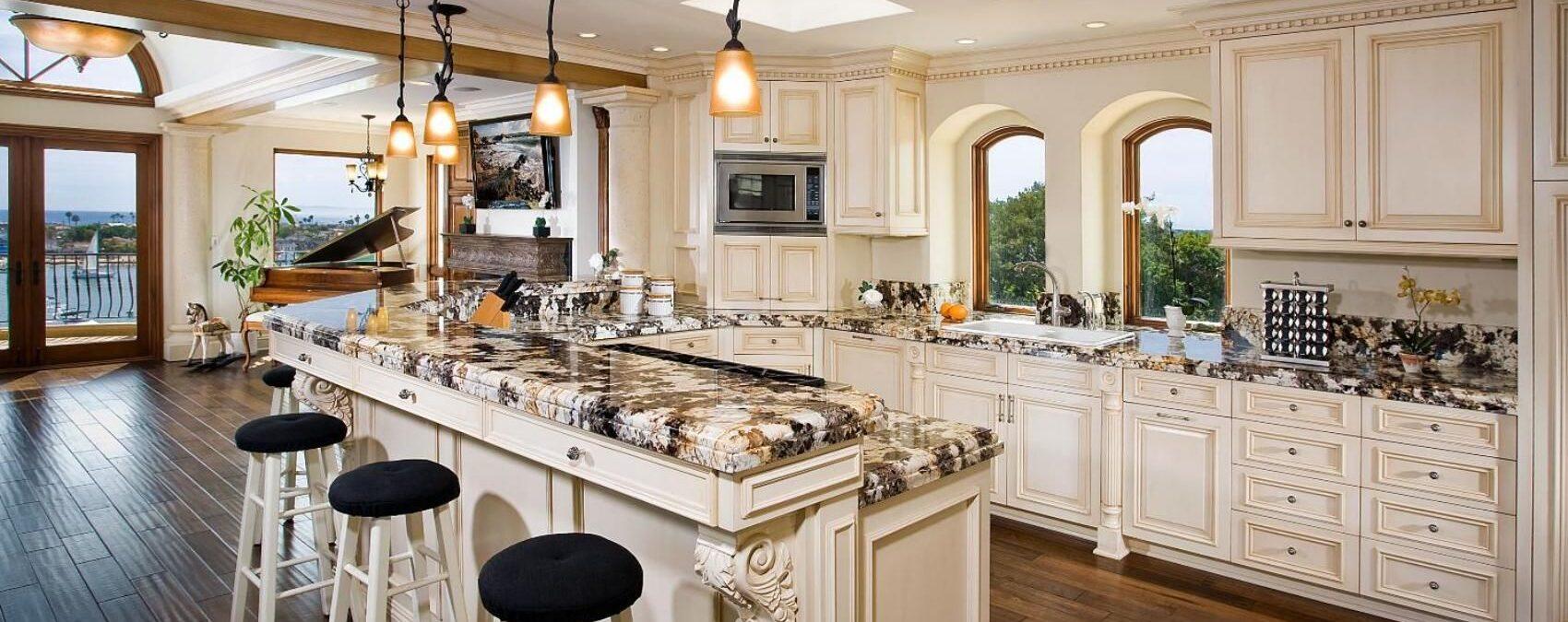 Benzersiz Mutfak Tasarımları