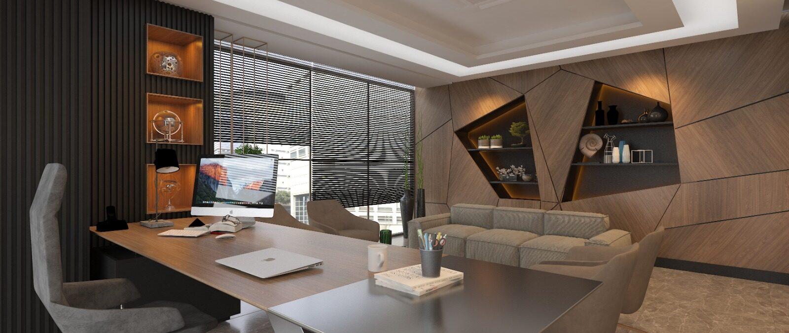 3D Mimari Bina Tasarımları